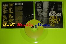 CD Singolo THE KOOKS You don't love me Eu 2006 VIRGIN RECORDS   mc dvd (S6)