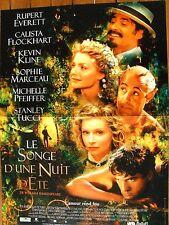 AFFICHE - LE SONGE D'UNE NUIT D'ETE WILLIAM SHAKESPEARE CALISTA FLOCKART