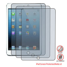 3 Pack Premium Anti-Glare Matte Screen Protector Guard Compatible for iPad 2 3 4