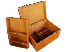 PZWK WOODEN - WOODEN TRINKET JEWELLERY STORAGE BOX - NEW DESIGN  PERFECT PRESENT