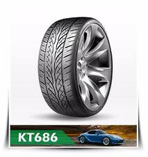 2 New 295/25ZR22 Inch Keter KT686 Tires 295 25 22 2952522 R22 25R