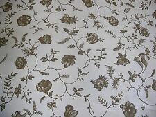 "Brunschwig & Fils GASTON Y DANIELA  Fabric FLORES  3 yards 24"" FLORAL"