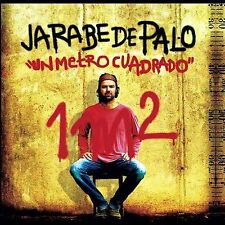 Un Metro Cuadrado 1m2 by Jarabe de Palo (CD, Apr-2005, WEA Latina)