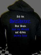 Berlin Sweatshirt  für Hertha Fans Herthaner das Beste   .Grösse S -3 XL