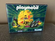Rare Playmobil 3283 Alien Toxiplant Prison Pod Space Futuristic-FACTORY SEALED!!