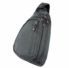 CONDOR ELITE Tactical Nylon Sector Sling Pack Backpack 111100 GRAPHITE gray