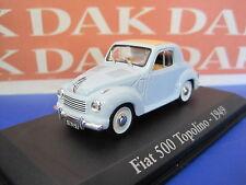 Die cast 1/43 Fiat 500 Topolino C 1949 by Ixo
