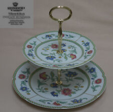 "Heinrich: Villeroy & Boch ""Indian Summer"" TWO TIER CAKE STAND"
