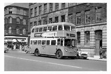 pt5866 - Bradford Trolleybus 405 to Thornton , Yorkshire - photo 6x4