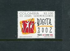 Colombia 1213, MNH, 7th South American Games 2002. x23519