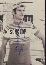 Gérard Besnard SONOLOR Photo Signée cyclisme ciclismo autographe TOUR DE FRANCE