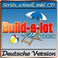 Build-A-Lot 6 - On Vacation DELUXE - PC - Windows XP / VISTA / 7 / 8