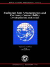 Exchange Rate Arrangements and Currency Convertiblity: Developments an-ExLibrary