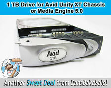 Avid Unity Spare 1 TB Drive for Unity XT Chassis or Media Engine Chassis