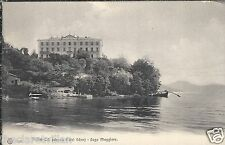 Pallanza Grand Hotel Eden - Lago Maggiore  Old Unposted Postcard