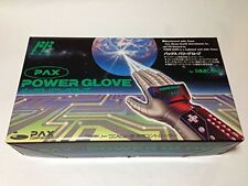 Pax Power Glove Japan Nintendo Famicom tracking ship Japan