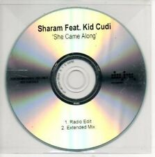 (AP489) Sharam ft Kid Cudi, She Came Along - DJ CD
