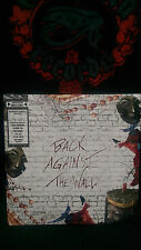 Back Against The Wall -A Tribute to Pink Floyd LP 2 Record Set Crimson Tull Yes