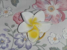 Brand New Beautiful Flower Hair rubber band for sale *Free Post