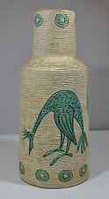 Rare 1950´s - 60´s Fratelli Fanciullacci design ceramic vase Italy