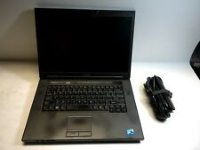 Dell Vostro 1520 Laptop Intel Core2Duo 2.20Ghz/3GB/320GB Wiped W/Power Supply BK