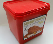 Lemon Pepper Meat/Veg Glaze 2.5kg Middleton Foods Glazes, Marinades and Coatings