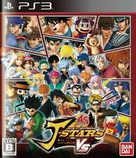 Used PS3 J Stars Victory VS Normal Version Sony PlayStation 3 Japan F/S