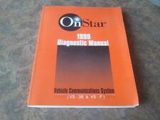 1999 OnStar Diagnostic  Service Manual  VS-3B & VS-P