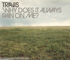 TRAVIS - Why Does It Always Rain On Me? (UK 3 Tk CD Single Pt 1)