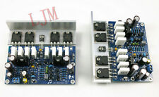 L20   350W+350W 4ohm Class AB B817 D1047 Power amplifier completed board by LJM