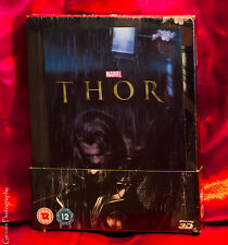 Thor [2D + 3D] Limited Edition Lenticular Steelbook Zavvi Sold Out