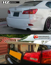 LEXUS IS220 IS250 OEM GFX TYPE BOOT LIP SPOILER | PU PLASTIC | UK STOCK | PRIMED
