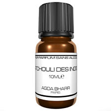 Patchouli des Indes Extrait  Parfum Concentré sans alcool ORIENTAL alcohol-free