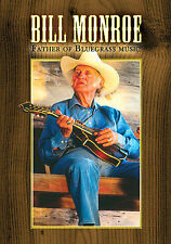 Bill Monroe - Father of Bluegrass Music (DVD, 2008)