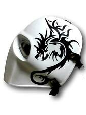 Dragon Fly Army of Two Paintball Airsoft BB Gun Goggles Face Mask Costume Gears