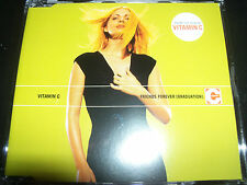 Vitamin C Friends Forever (Graduation) (Australia) CD Single - Like New