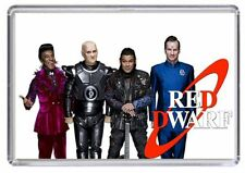 RED DWARF Fridge Magnet 02