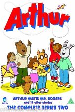 ARTHUR COMPLETE SEASON 2 COLLECTION INCLUDES 20 EPISODES NEW DVD BOXSET R4