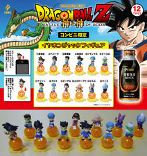 Dragon Ball Z - Earphone Jack Mini Figure Complete Set of 12 Plug Accessory