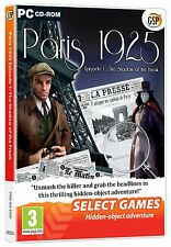 Paris 1925-EPISODE 1 the shadow of the freak (pc dvd) Nouveau Scellé