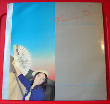 Maddy Prior & The Answers Going For Glory LP UK ORIG 1983 Spindrift Eurythmics