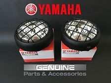 New Yamaha Banshee Warrior 350 Headlight Lens / Grilles Grills Guards 1987- 2006