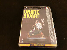White Dwarf Subscription 2013 - 2014 Grombrindal Vampire Hunter Finecast Blister