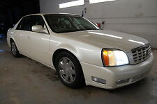 Cadillac : DeVille DTS