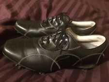 WOMENS FOOTJOY LOPRO COLLECTION SHOES SIZE 8 MEDIUM 97092 BLACK