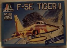 Italeri 1/48 Northrop F-5E Tiger II USAF Aggressor Fighter Kit #2615 Very Nice