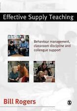 Effective Supply Teaching: Behaviour Management, Class