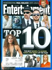 2013 Entertainment Weekly: Top 10 Best Movies, TV, Albums, Songs, Books of Year