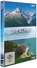 Die Alpen Von Oben-Die Französische Alpen *2 DVD*NEU*