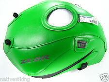 Bagster  TANK PROTECTOR cover KAWASAKI ZX-6R 09-11 zx6r IN STOCK new GREEN 1575D